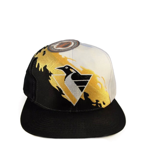Penguins Vintage SnapBack Hat