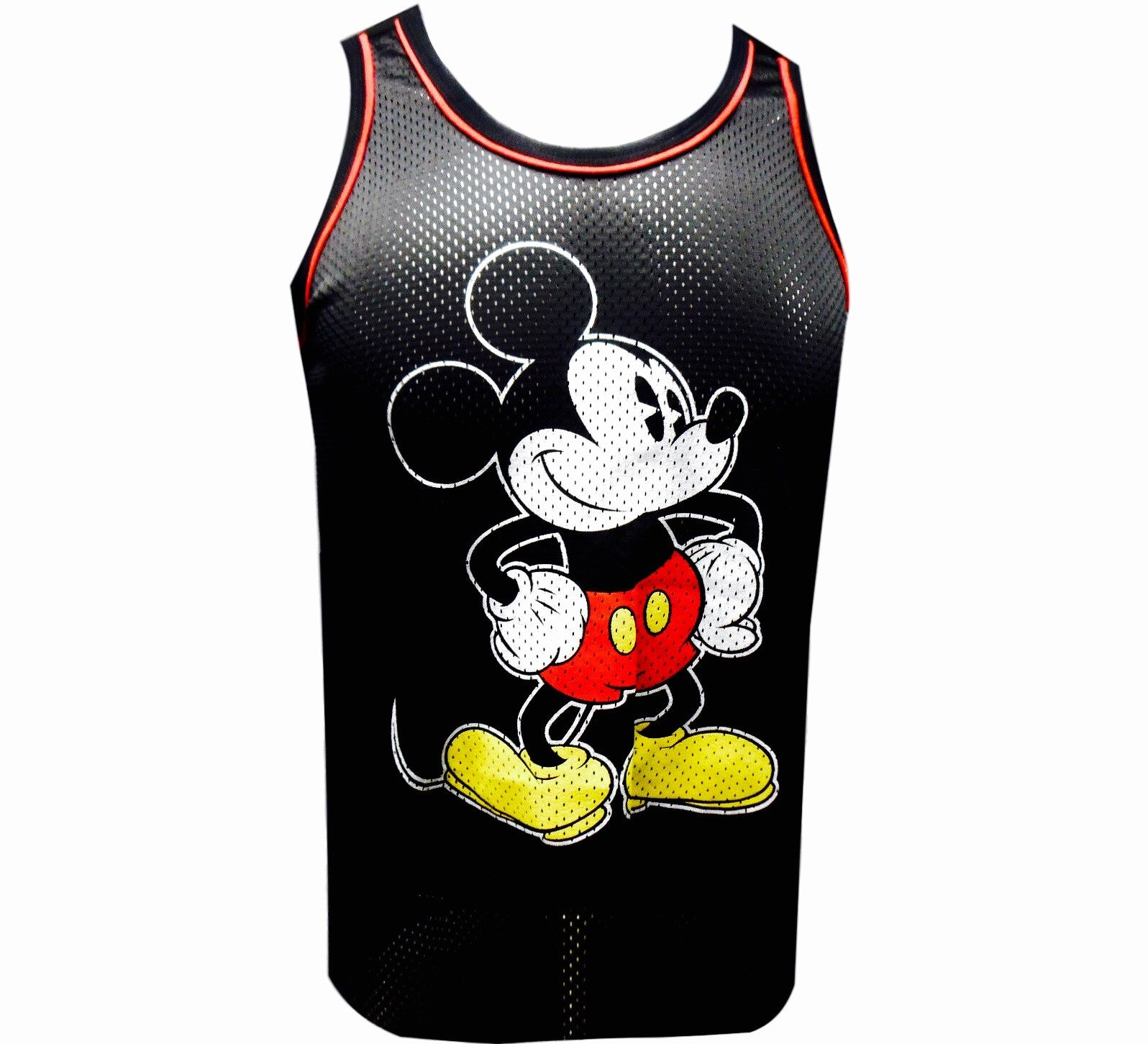 Mickey Mouse Mesh Jersey - And Still