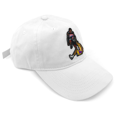 """The Stepover"" Hat (white)"