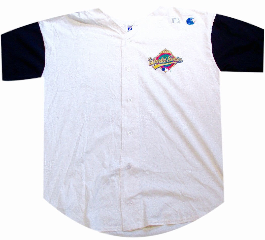 Marlins 97 World Series Jersey - And Still