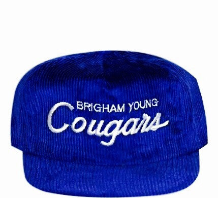 Cougars Vintage Corduroy Hat - And Still