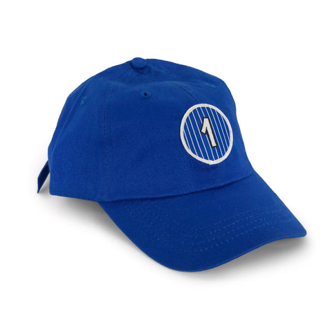 """Rookie Penny"" Hat (blue)"