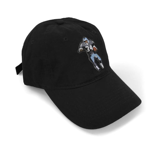 """Bo Knows"" Hat (black)"