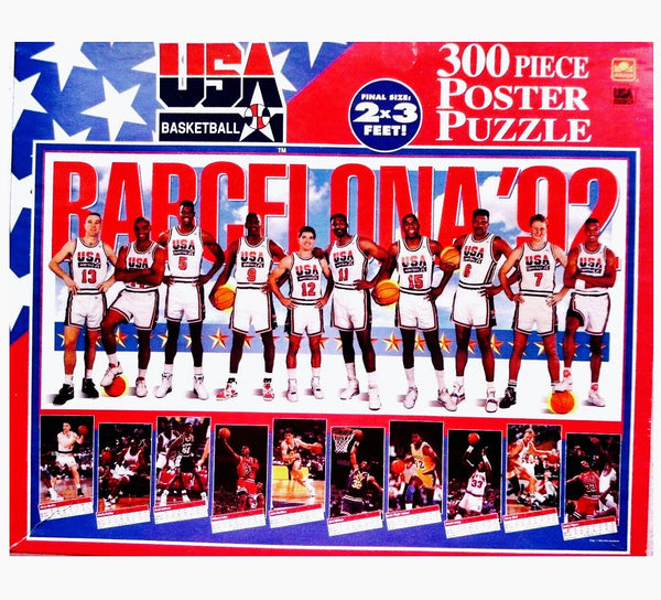 1992 Dream Team 300pc Puzzle - And Still