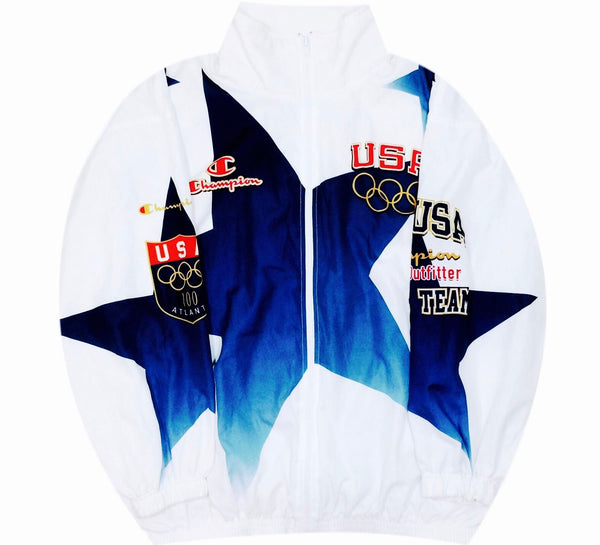 1996 USA Olympic ATL Jacket