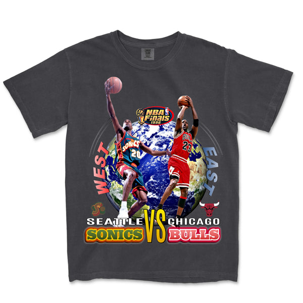 1996 NBA Finals T-Shirt (charcoal)