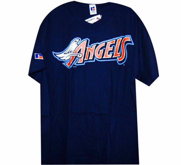 Angels V-Neck 90s Jersey Shirt - And Still