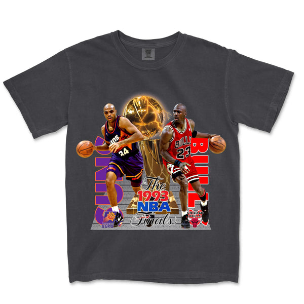 1993 NBA Finals T-Shirt (charcoal)