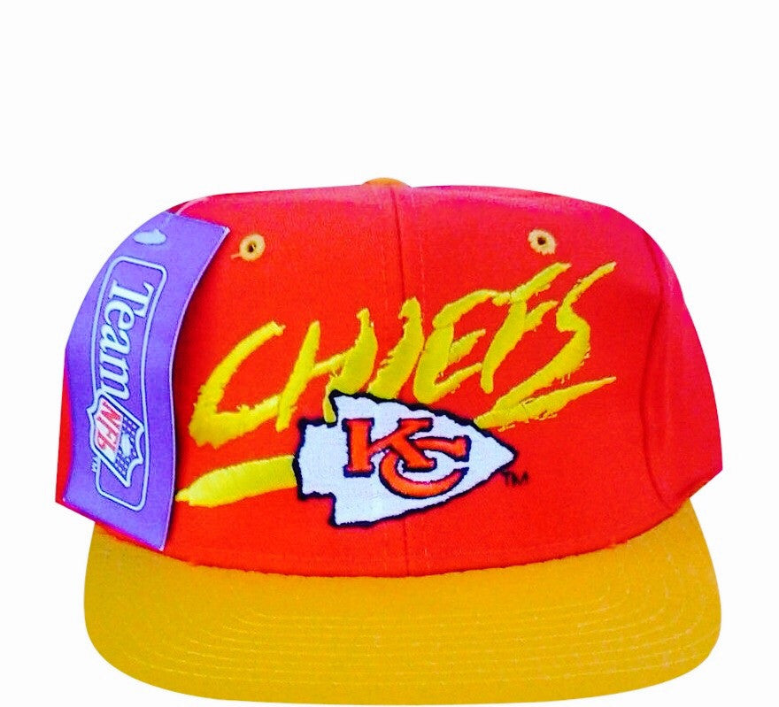 Chiefs Vintage Snapback Hat - And Still