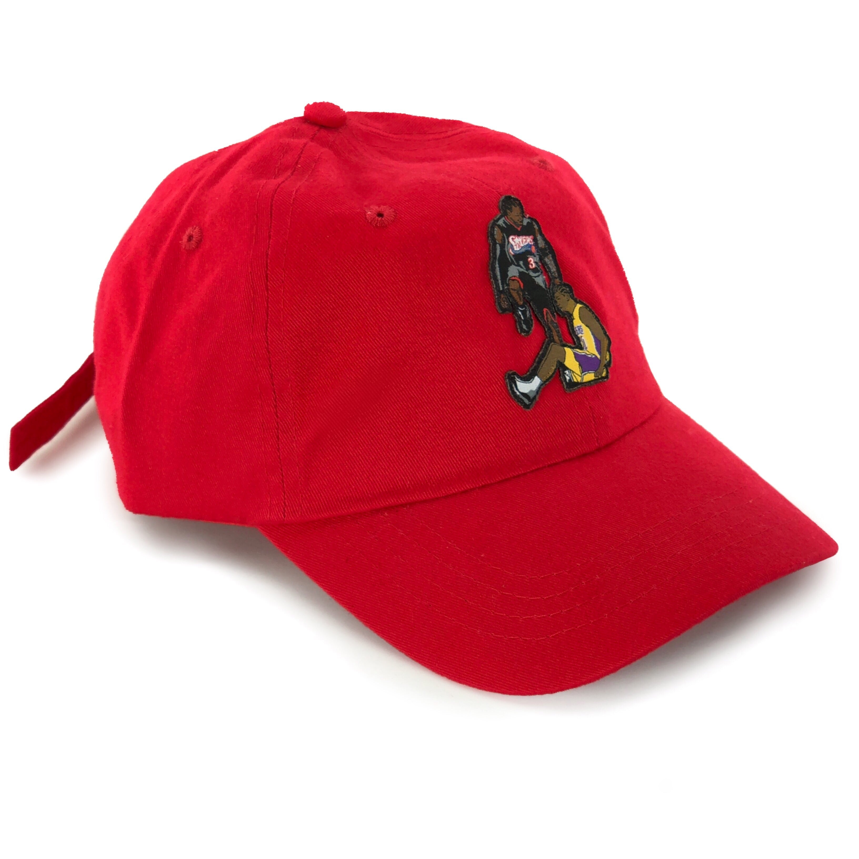 """The Stepover"" Hat (red)"