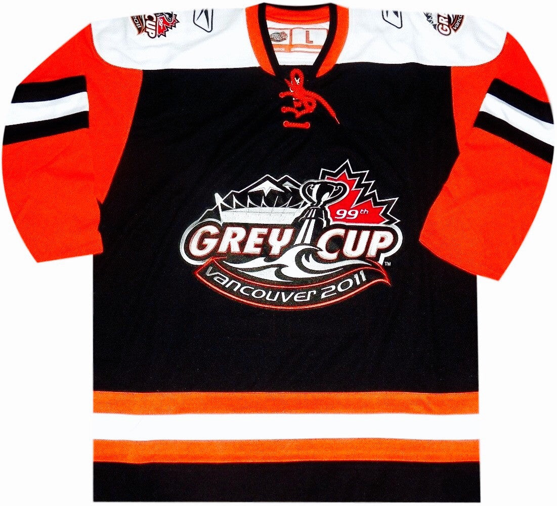 Grey Cup CFL  Vancouver Jersey - And Still