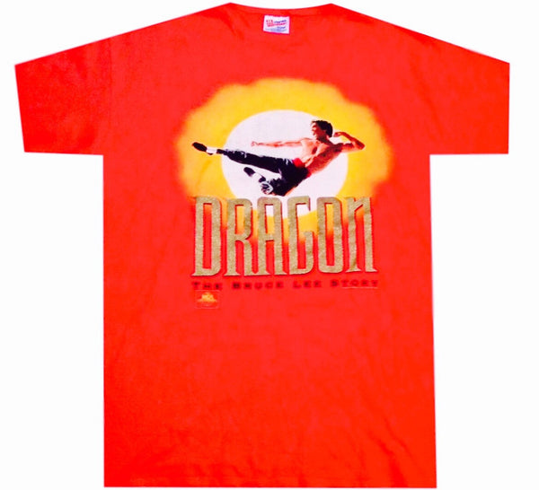 Bruce Lee Dragon Movie Shirt - And Still