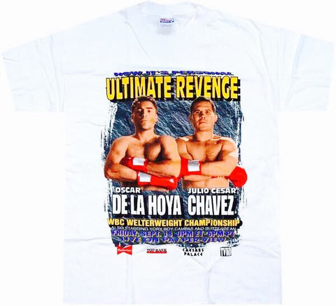 De La Hoya VS Chavez 2 Shirt - And Still