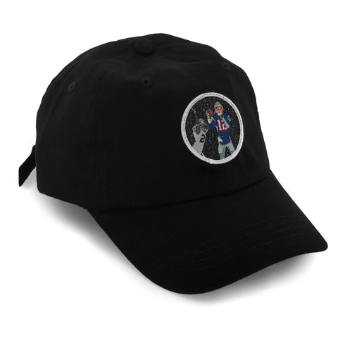 """Tuck Rule"" Hat (black)"