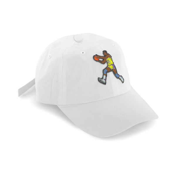 """Showtime"" Hat (white)"