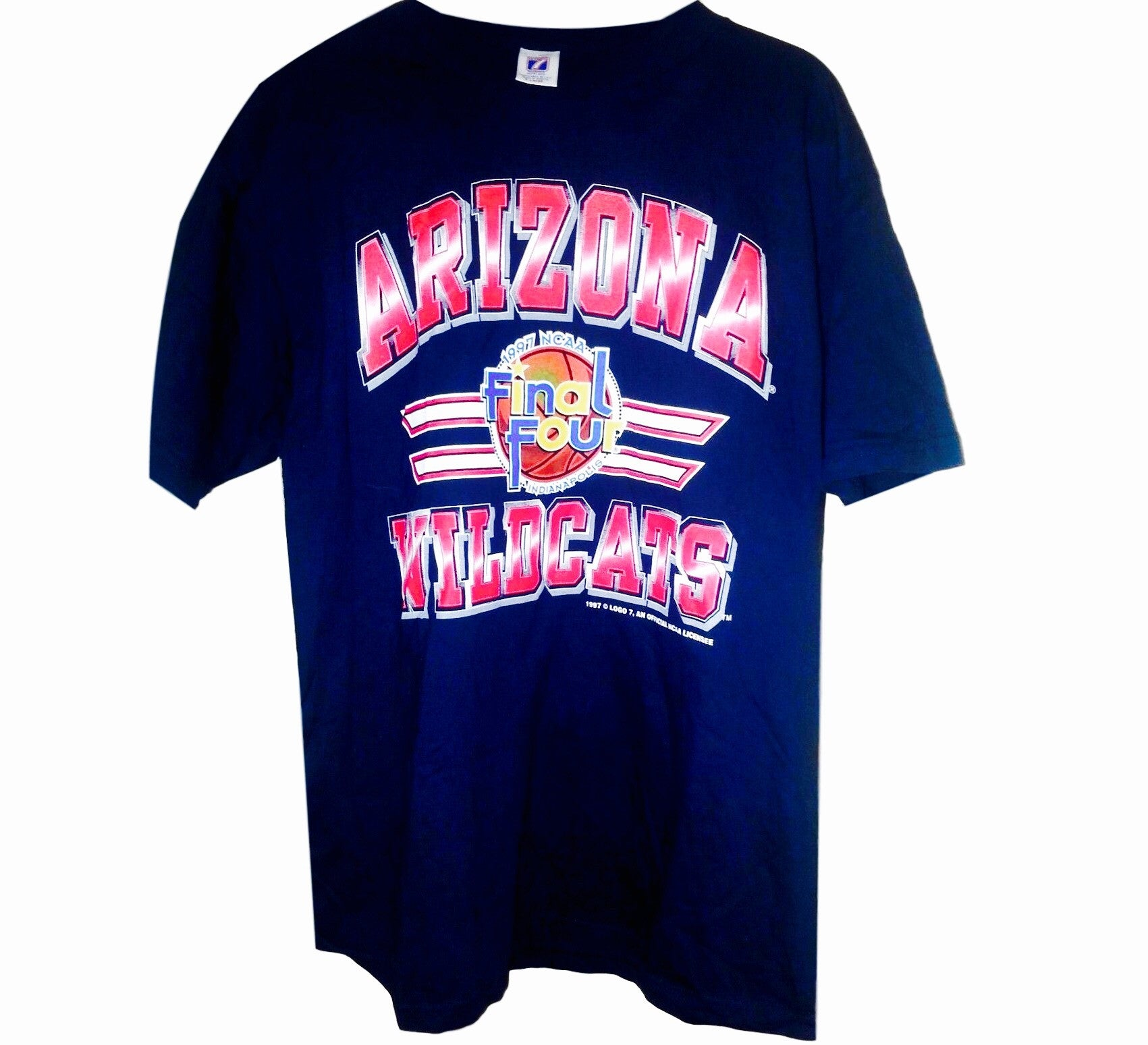 Wildcats Vintage Final4 Shirt