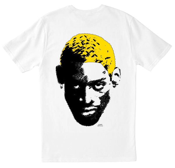 """Reb-ull"" Champion T-Shirt (white)"