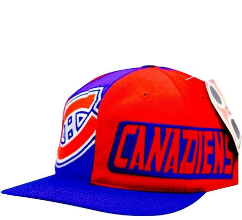 Canadiens Vintage Snapback - And Still