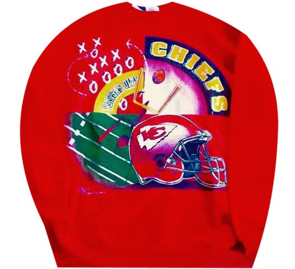 Chiefs Vintage 90's Sweatshirt - And Still