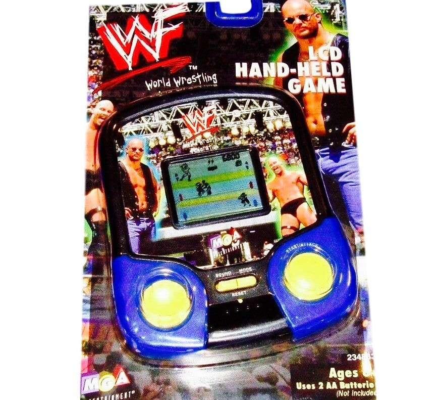 Stone Cold Vintage WWF Game
