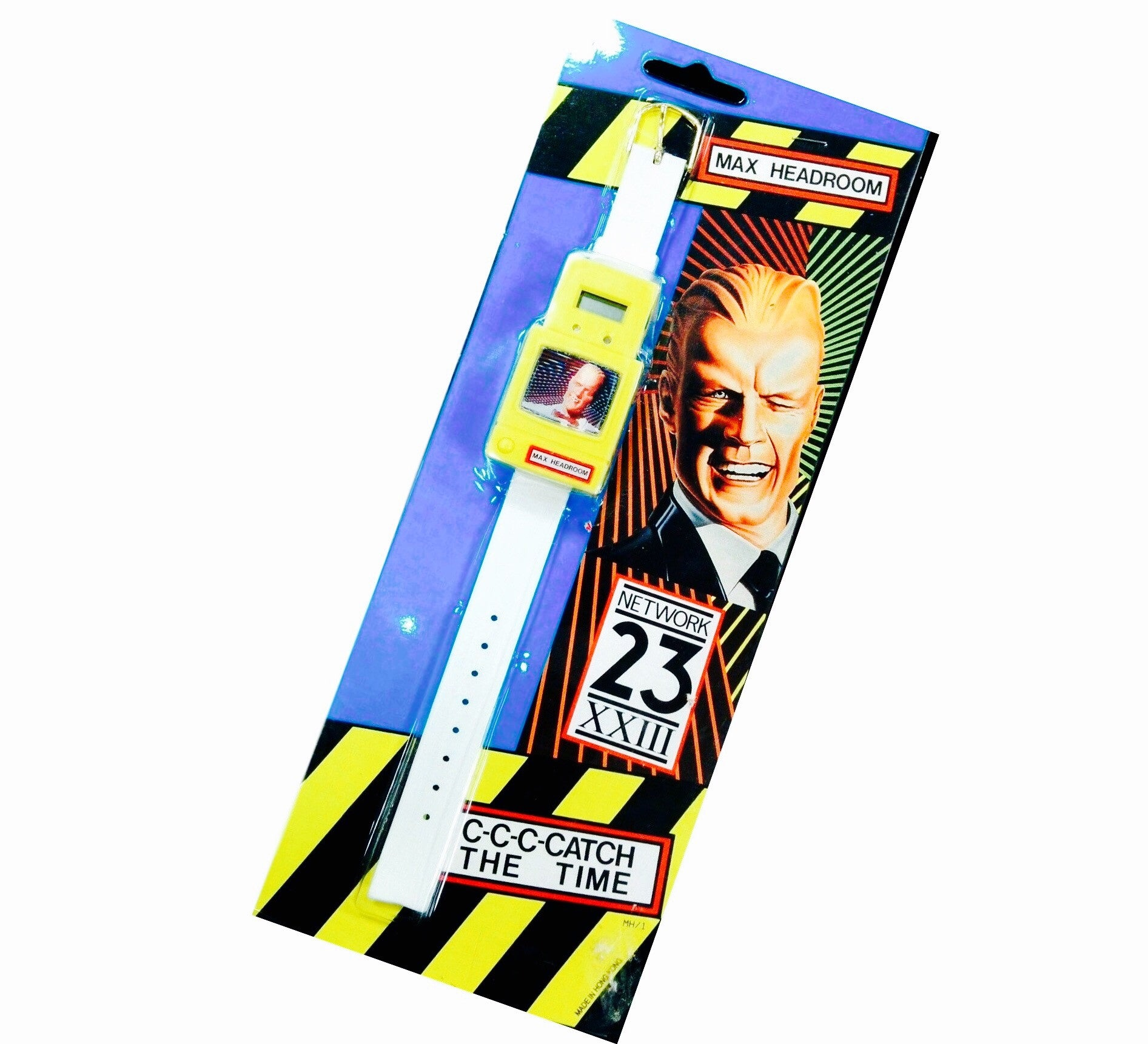 Max Headroom Vintage Watch - And Still