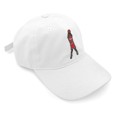 """The Shot"" Hat (white)"