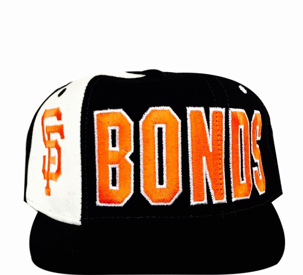 Barry Bonds Giants Snapback - And Still