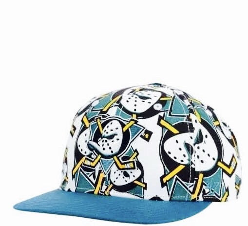 Mighty Ducks Retro Snapback