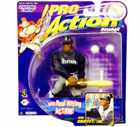 Ken Griffey Starting Lineup - And Still
