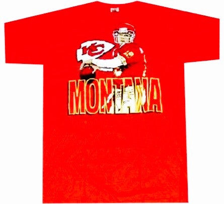 Joe Montana Chiefs 90s Shirt - And Still