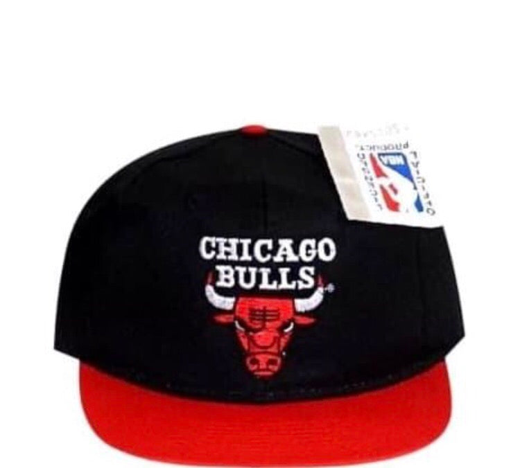 68849f8430be0 Chicago Bulls Vintage Chris Brown Sports Specialties Script Snapback ...