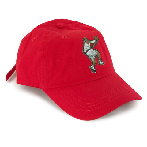 """The Answer"" Hat (red)"