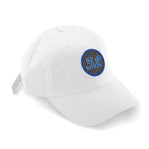 """Rookie Shaq"" Hat (white)"