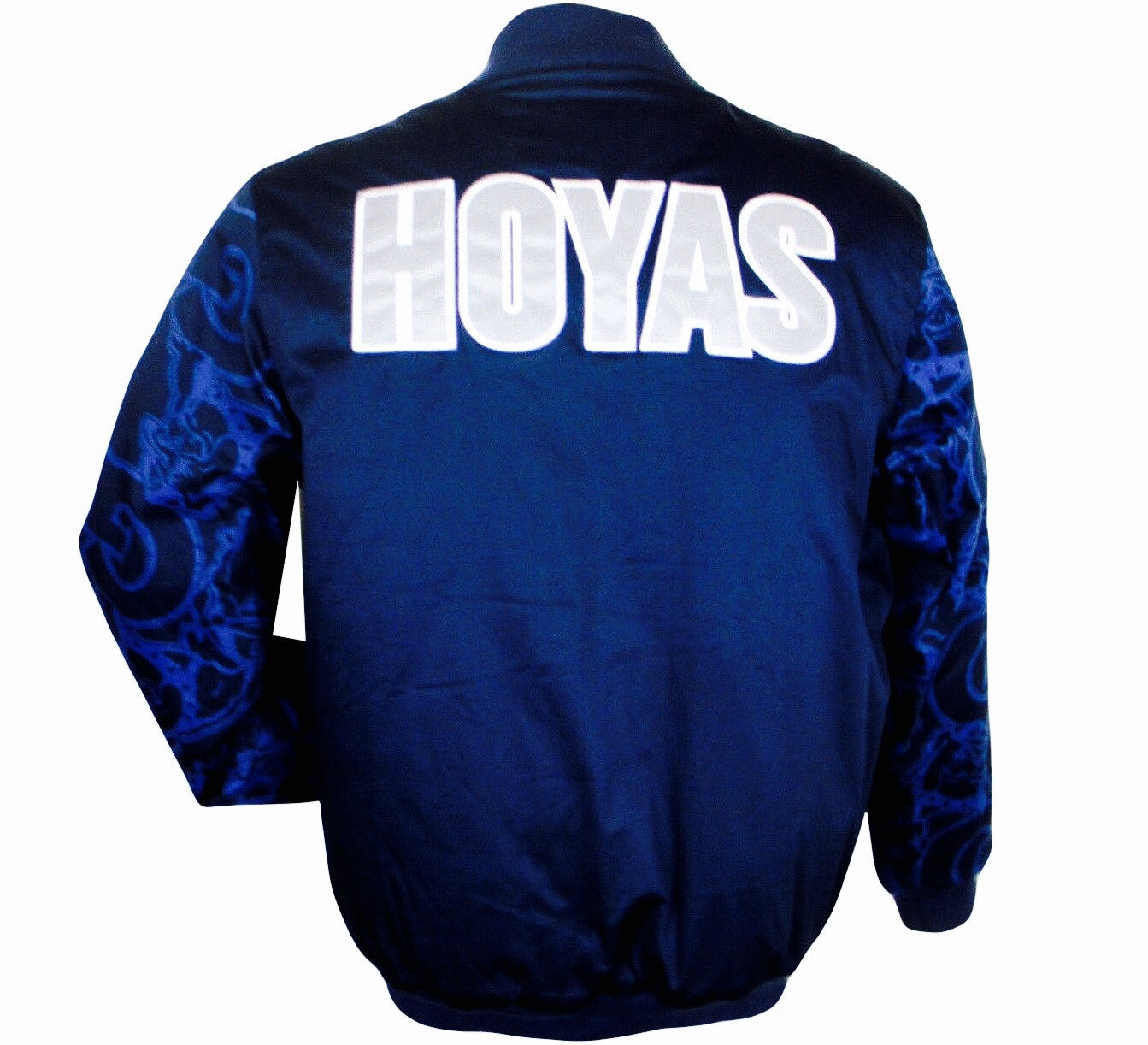 Hoyas Retro Starter Jacket - And Still
