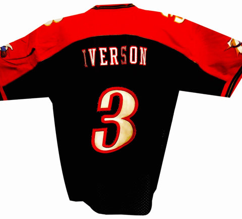 Iverson Suede/Leather Jersey - And Still