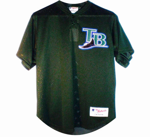 Devil Rays Vintage BP Jersey - And Still