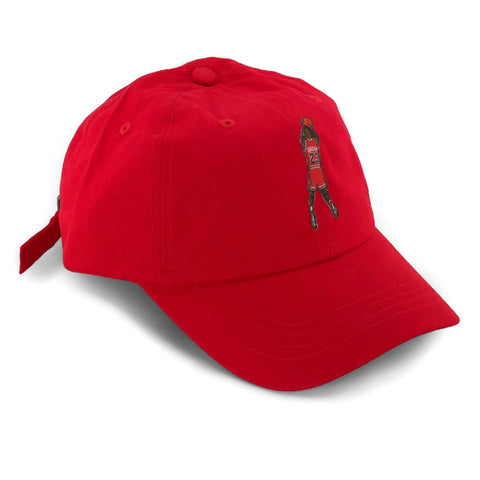 """The Shot"" Hat (red)"