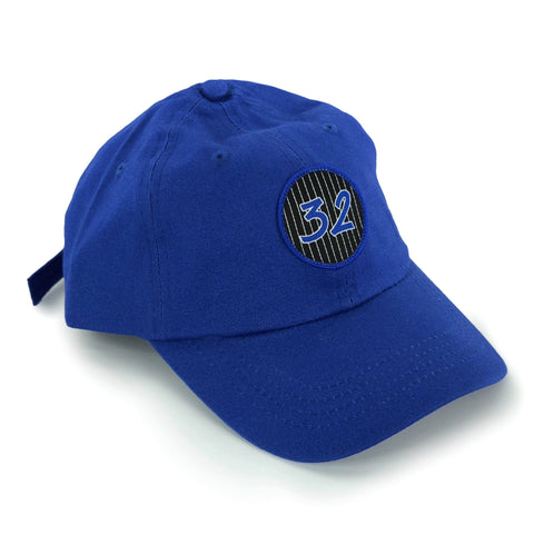 """Rookie Shaq"" Hat (blue)"