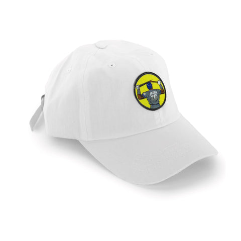 """Bo Breaker"" Hat (white)"