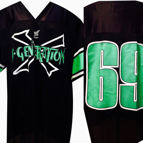 Degeneration X Vintage Jersey - And Still