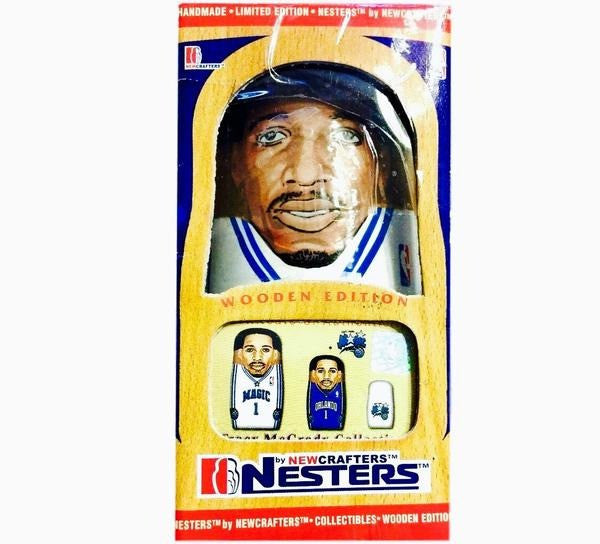 Tracy McGrady Nesting Doll
