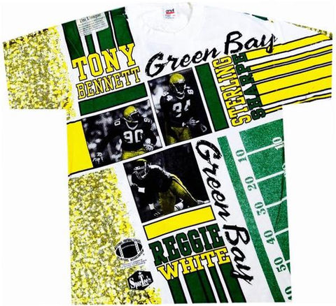 Packers Vintage 90's NFL Shirt