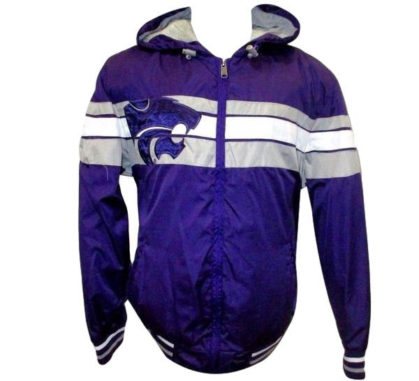 Wildcats Hooded Windbreaker