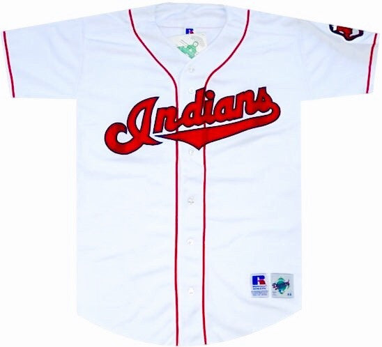 Indians Authentic 90's Jersey - And Still