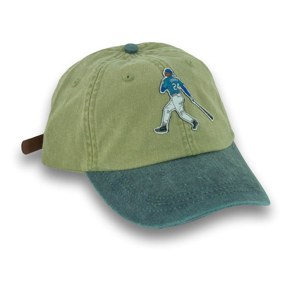 """The Kid"" Hat (khaki/forest)"