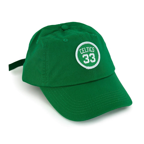 """Larry Legend"" Hat (green)"