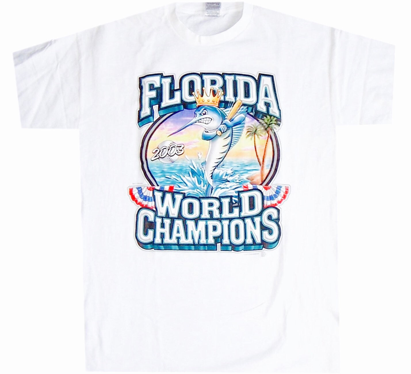 Marlins Vintage WS Shirt