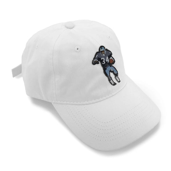 """Bo Knows"" Hat (white)"