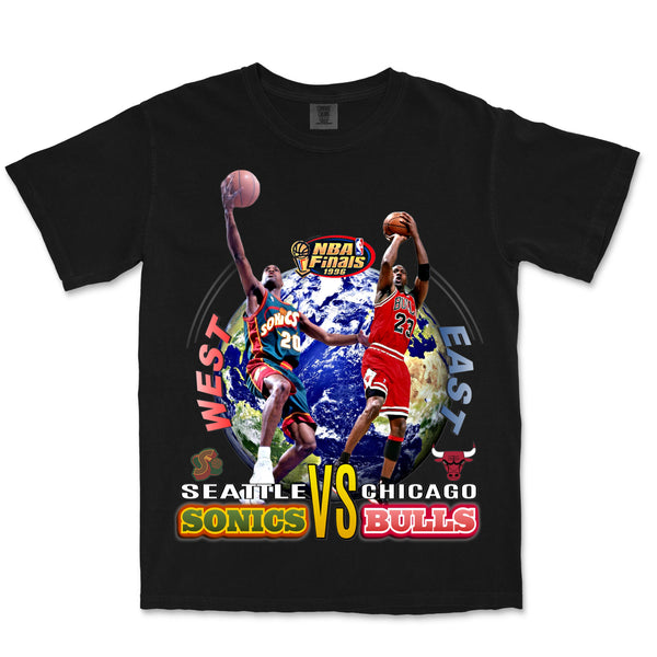 1996 NBA Finals T-Shirt (black)
