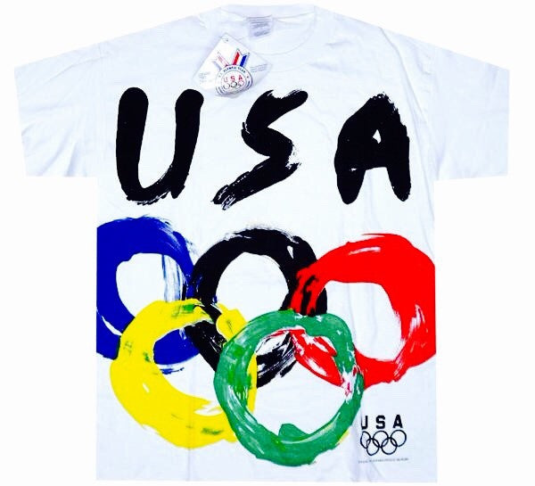 1996 Olympic Vintage Shirt - And Still